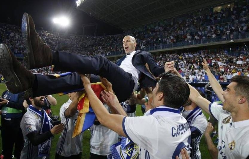 33 Ligas Campeones