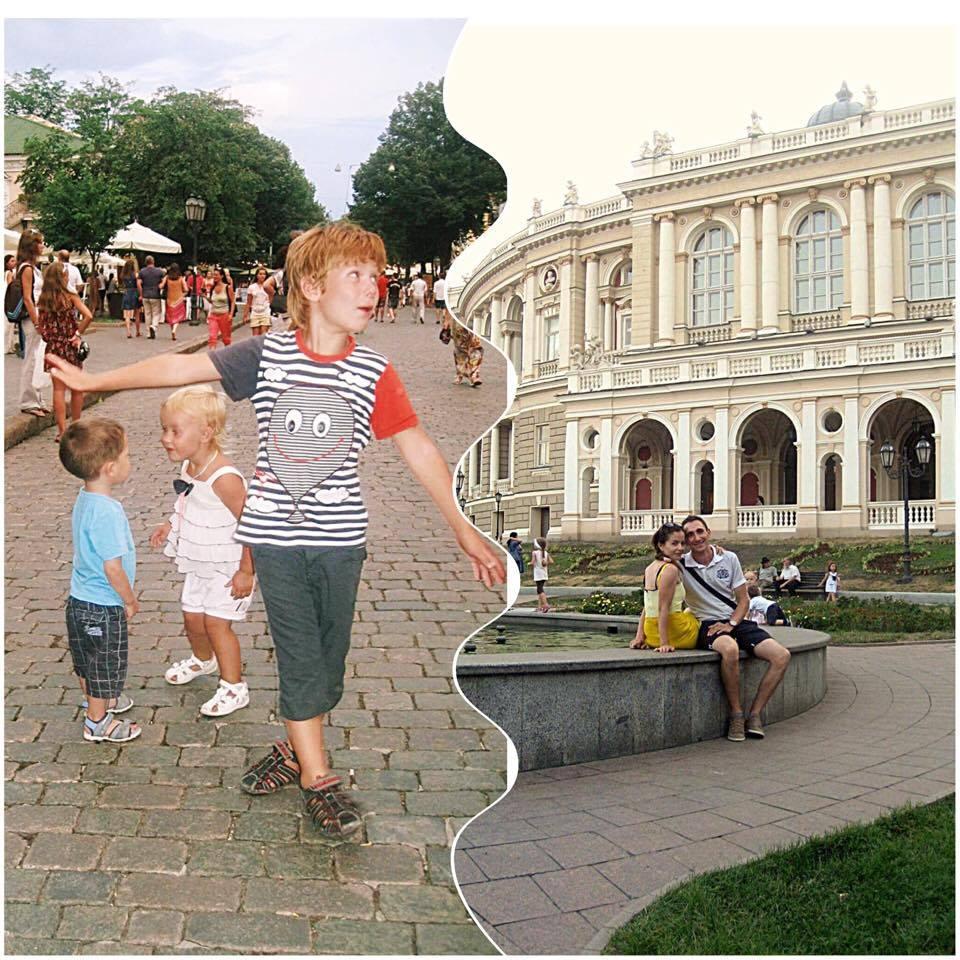 city break in Odesa Ucraina