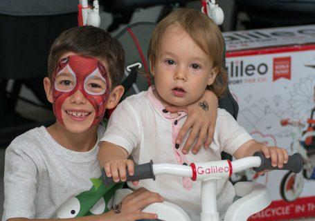 Test-Drive cu prima tricicletă perfect pliabilă - Galileo