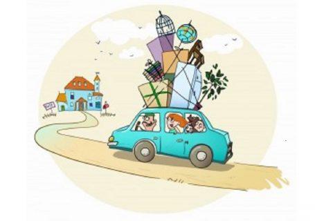 Bagajul de vacanță al copiilor și revelația lucrurilor de prisos