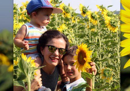 Mama, cortul și copiii. Aventuri neprogramate în Moldova de peste Prut