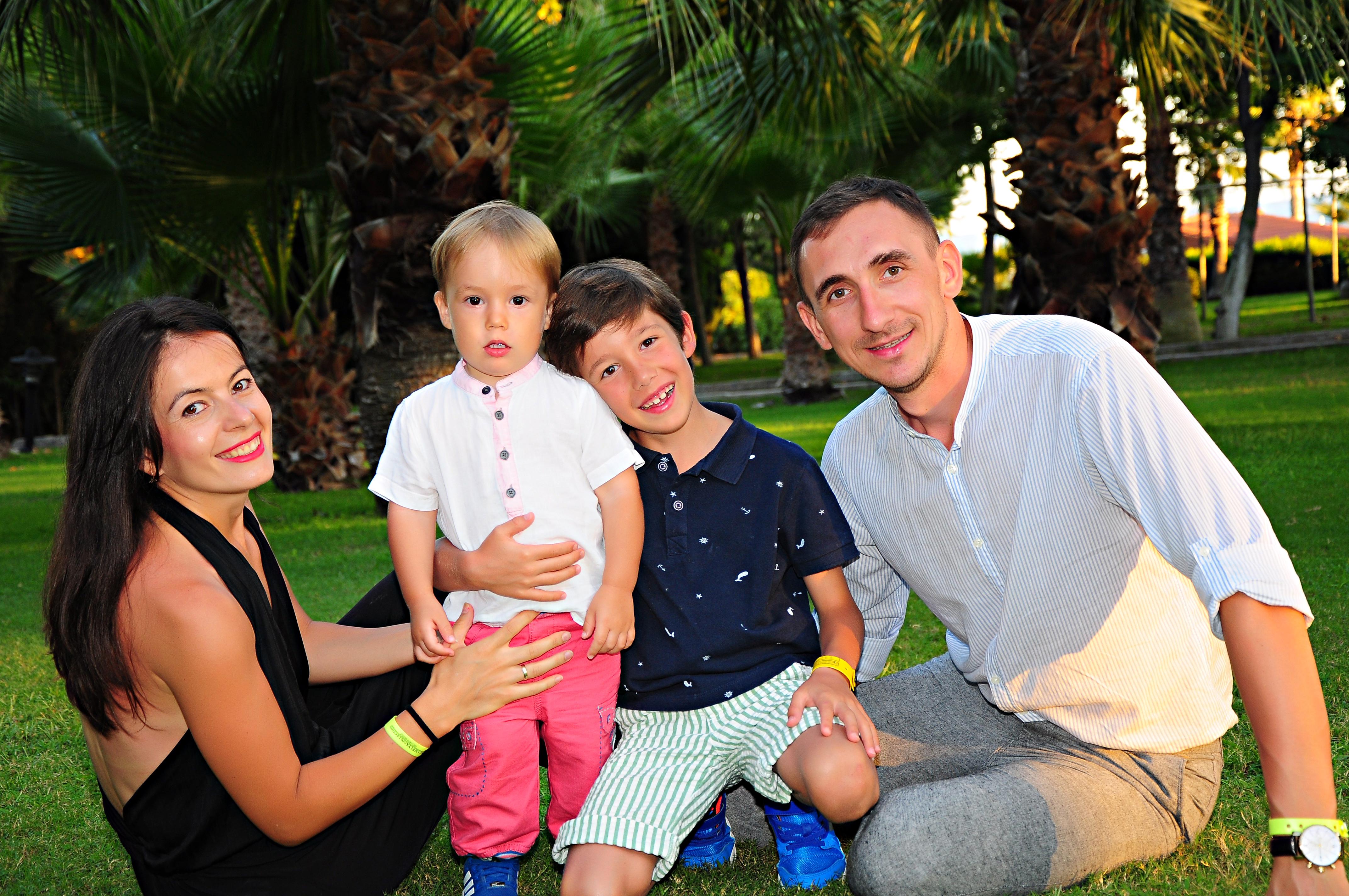 Vacanța All-Inclusive în Turcia. Doi copii și cinci stele.