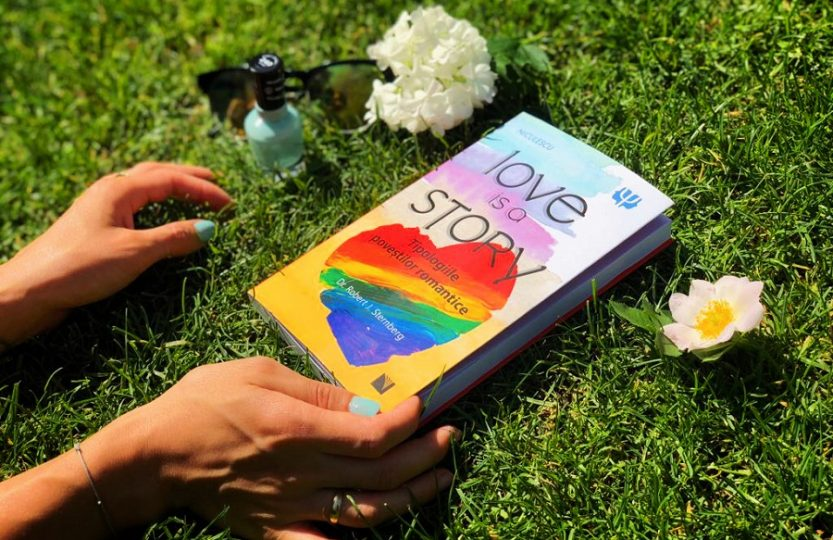 Dragostea din poveste, plus o carte GIVEAWAY