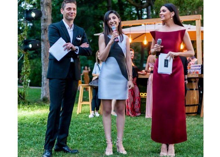 O nouă colecție Silk Essentials by Laura Hîncu @ Silk Garden Party 2018