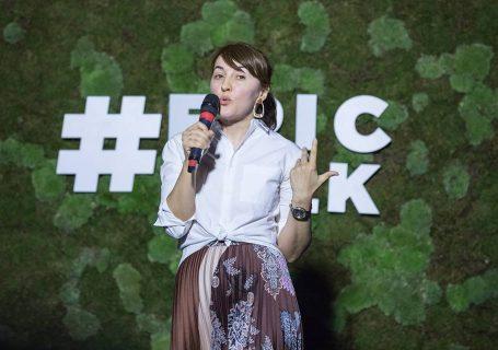 Diana Stanculeanu @ Epic Talk